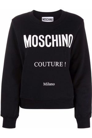 Moschino Sudadera Couture