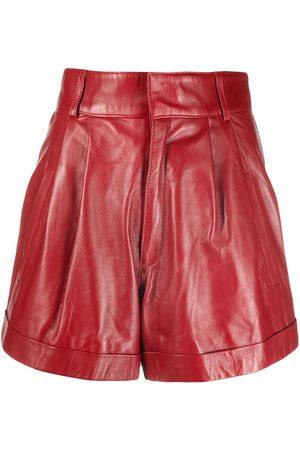 Manokhi Shorts con pinzas