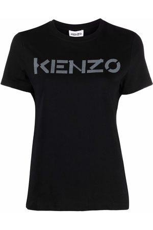Kenzo Playera con logo estampado