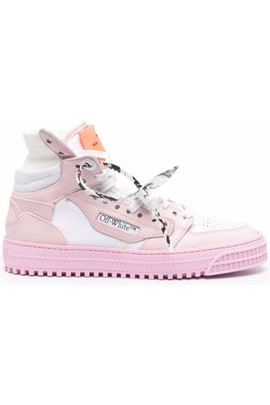 OFF-WHITE 3.0 OFF COURT LEATHER WHITE PINK