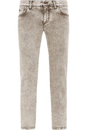 Dolce & Gabbana Jeans de corte slim