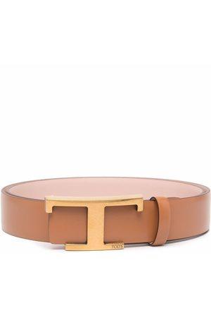 Tod's Cinturones - Cinturón con hebilla del logo