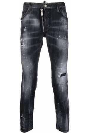 Dsquared2 Jeans slim con tiro medio