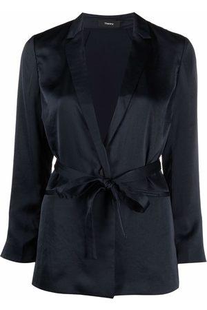 THEORY Mujer Sacos - Blazer con mangas tres cuartos