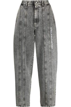Stella McCartney Jeans ajustados con logo bordado