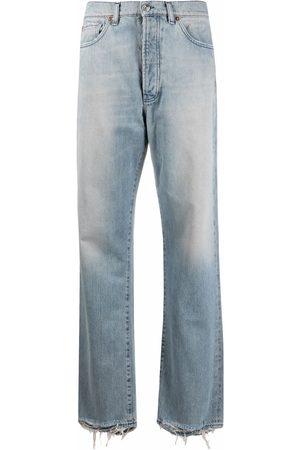 3x1 Mujer Rectos - Jeans rectos con tiro alto