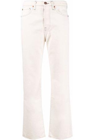 3x1 Jeans rectos con tiro medio