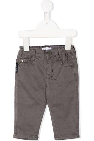 Emporio Armani Jeans slim con tiro medio