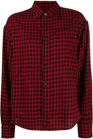 Dsquared2 Camisa a cuadros gingham