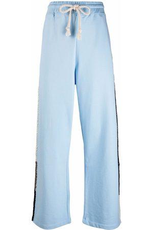 J.W.Anderson Pants con rayas laterales