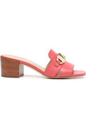 Michael Kors Mujer Zuecos - Mules Izzy
