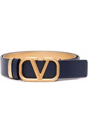 Valentino Garavani Mujer Cinturones - Cinturón con hebilla VLogo Signature