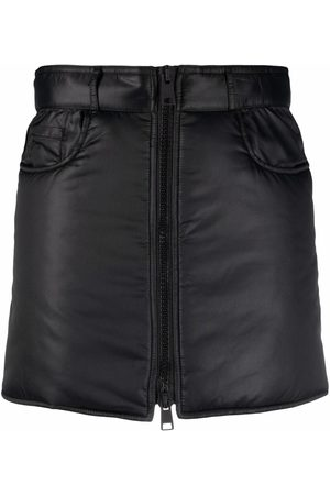 RED Valentino Minifalda con cintura alta