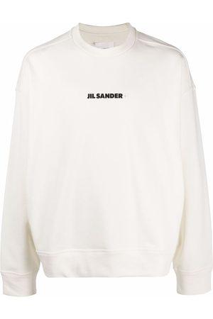 Jil Sander Logo-print sweatshirt