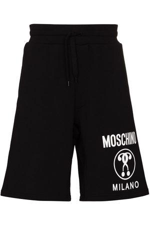 Moschino Hombre Shorts - MOSCH LRG LG TRK SHRTS BLK