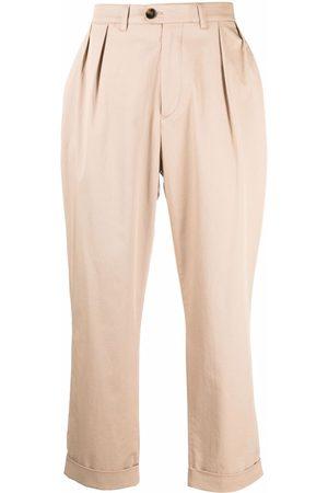 MACKINTOSH Pantalones chinos Field estilo capri