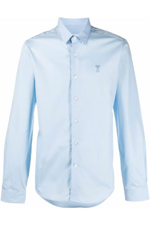 Ami Ami de Coeur long-sleeve shirt