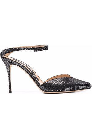Sergio Rossi Mujer Sandalias - Godiva leather sandals