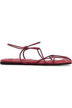Khaite Mujer Con hebilla - Sandalias planas con tiras cruzadas