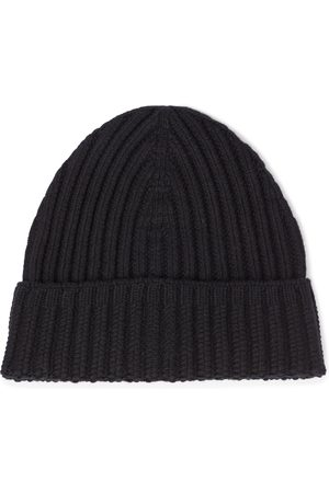 Barrie Mujer Gorros - Ribbed-knit cashmere beanie