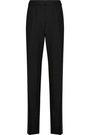 Alaïa High-rise cotton pants
