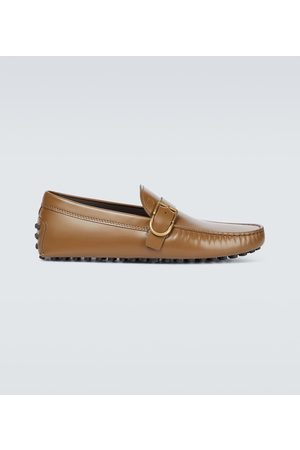 Tod's Hombre Mocasines - D-ring leather loafers