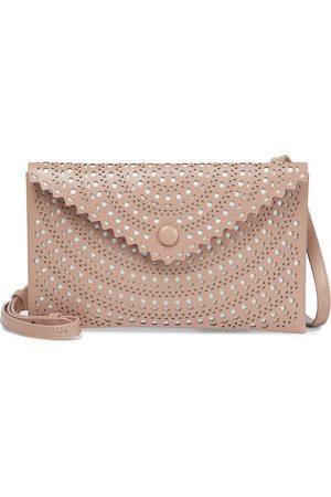 Alaïa Louise 20 Small leather crossbody bag