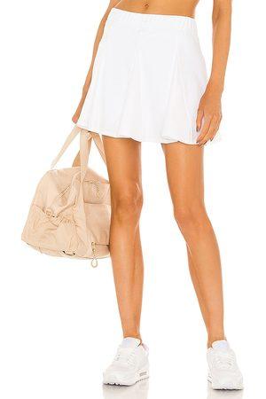 YEAR OF OURS Falda-pantalón tennis en color talla L en - White. Talla L (también en S, XS, M).