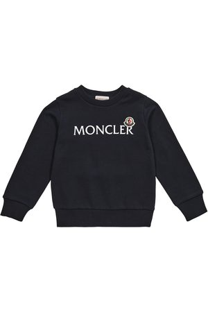 Moncler Logo cotton sweatshirt