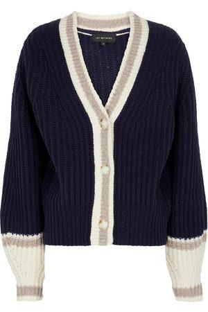 Lee Mathews Wool-blend cardigan