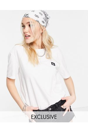 Quiksilver Mujer Tops - Label Standard t