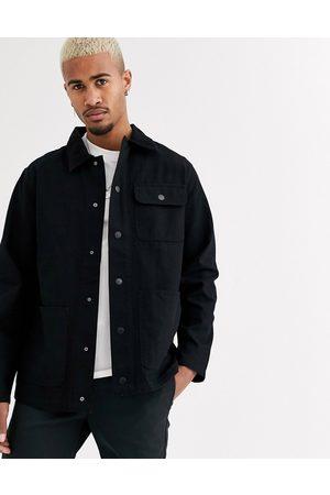 Vans Drill chore jacket in black