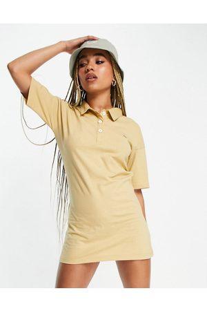 Night Addict Oversized limited polo shirt dress