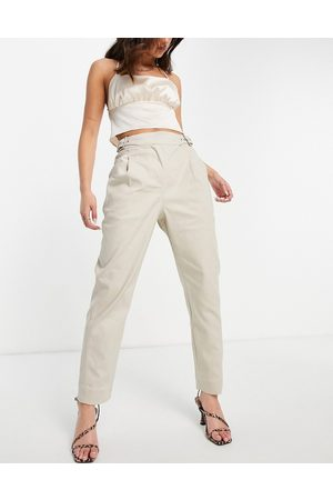 Ted Baker Tailored trousers in stone