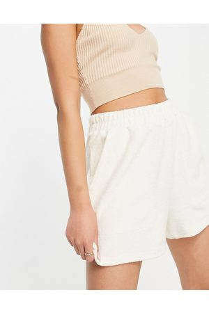 & OTHER STORIES Mujer Suéteres - Organic cotton jersey shorts in