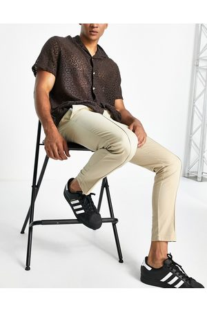 ASOS Skinny chinos with pin tuck in