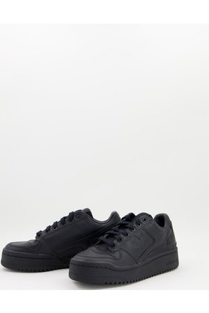adidas Forum Bold trainers in triple black