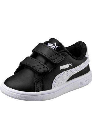 PUMA Zapatillas Smash V2 L V Ps EU 35 Black / White