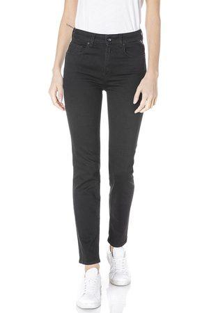 Replay Pantalones Wd429.000.10309 25 Black