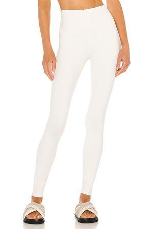 alo Mujer Leggings y treggings - High waist airbrush legging en color talla L en - . Talla L (también en XS, S, M).