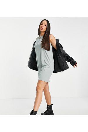 Noisy May Tall Organic cotton blend sleeveless t