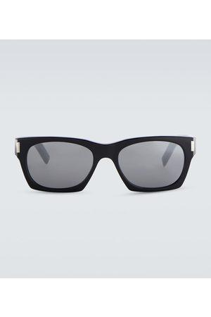 Saint Laurent Wayfarer acetate sunglasses