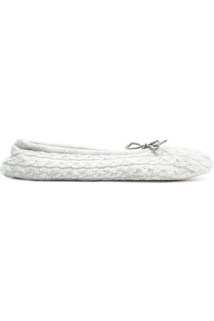 N.PEAL Cable slippers