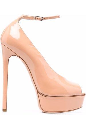 Casadei Mujer Stiletto - Zapatillas Flora Roxanne