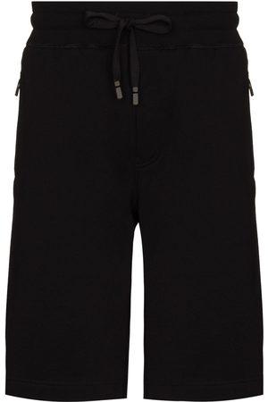 Dolce & Gabbana Shorts Bermuda con pretina elástica