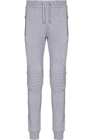 Balmain Hombre Pantalones y Leggings - Pants con logo en relieve