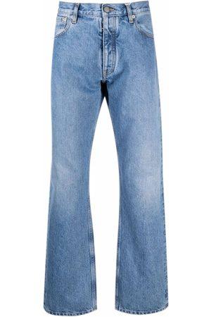 Maison Margiela Jeans bootcut con tiro medio
