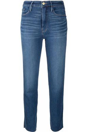 FRAME Mujer Capri o pesqueros - Jeans de corte capri