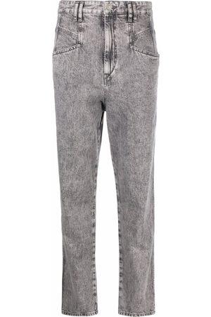 Isabel Marant Skinny jeans con tiro alto