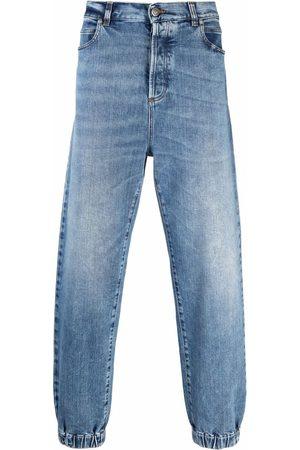 Balmain Hombre Skinny - Jeans slim con efecto degradado